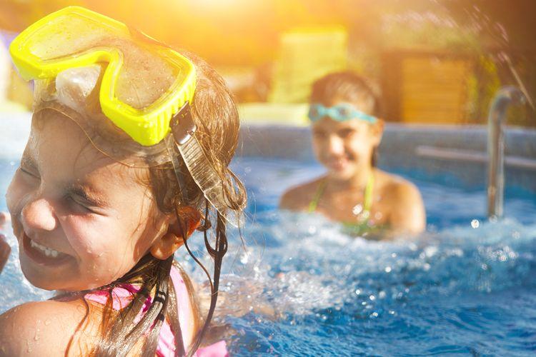 Jak vybrat bazén pro děti a dospělé?