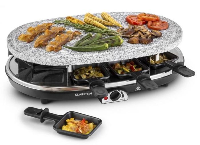 Raclette gril Klarstein All-U-Can-Grill