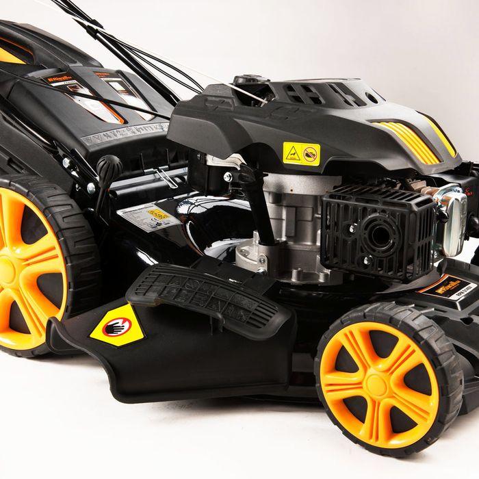 Benzínová sekačka Riwall PRO RPM 5135