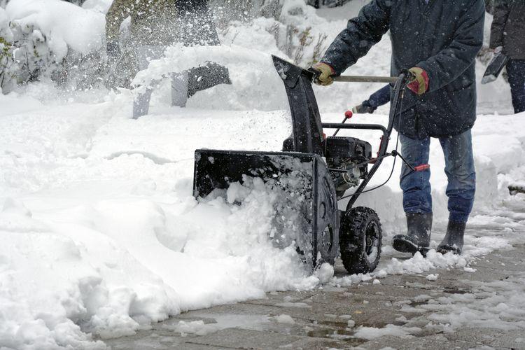 Jak vybrat sněhovou frézu?