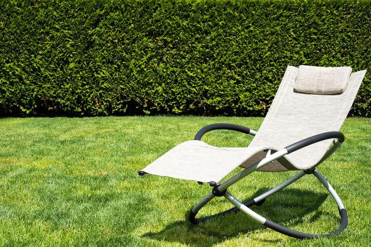 Jak vybrat zahradní lehátko?