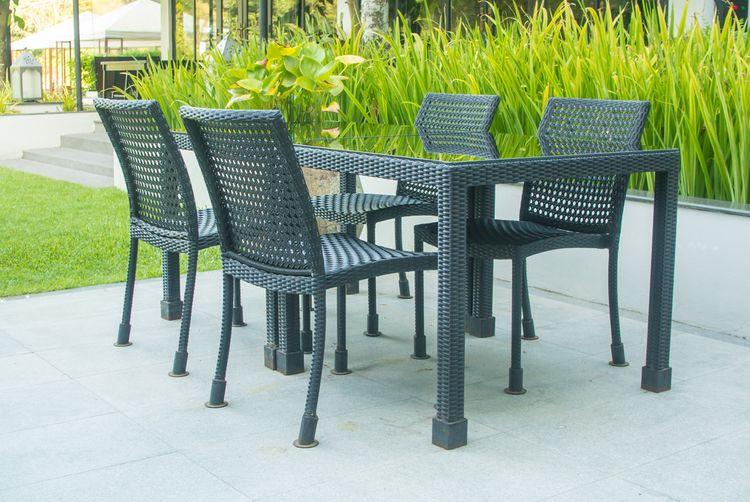 Kvalitní plastový zahradní nábytek