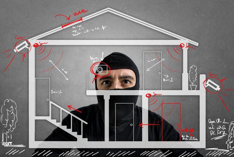 Bezpečnostní systém domácnosti