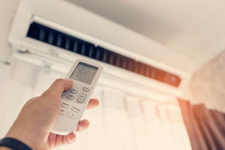 Ovládání nástennnej klimatizace