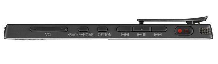 Ultratenký diktafon Sony ICD-TX650