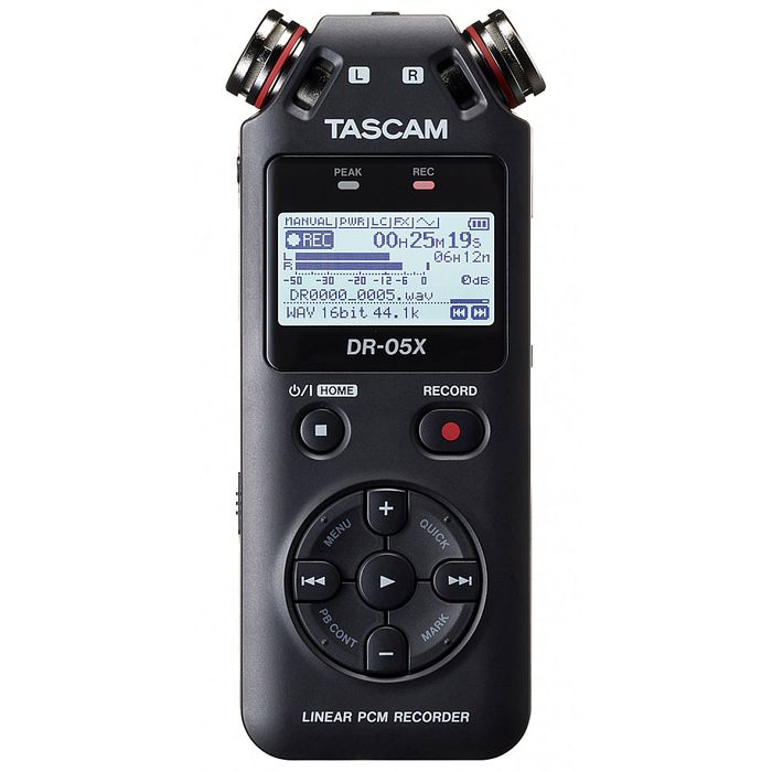 Tascam DR-05X recenze