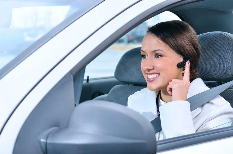 Bezdrátové handsfree do auta