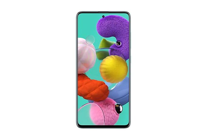 Samsung Galaxy A51 recenze