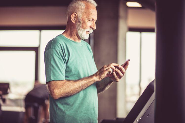 Funkce mobilních telefonů pro seniory