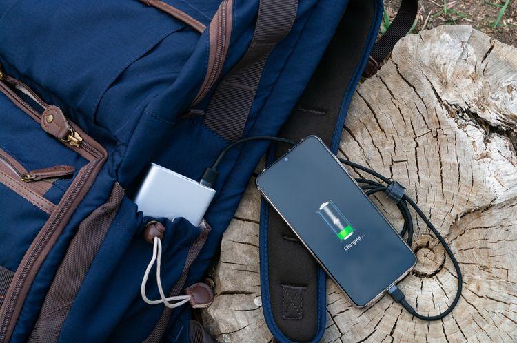 Výdrž baterie powerbanky