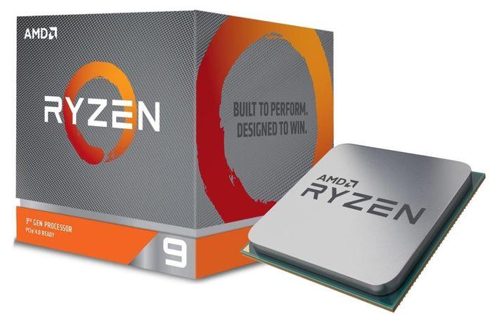 AMD Ryzen 9 3900X recenze