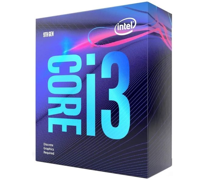 Procesor Intel Core i3-9100F