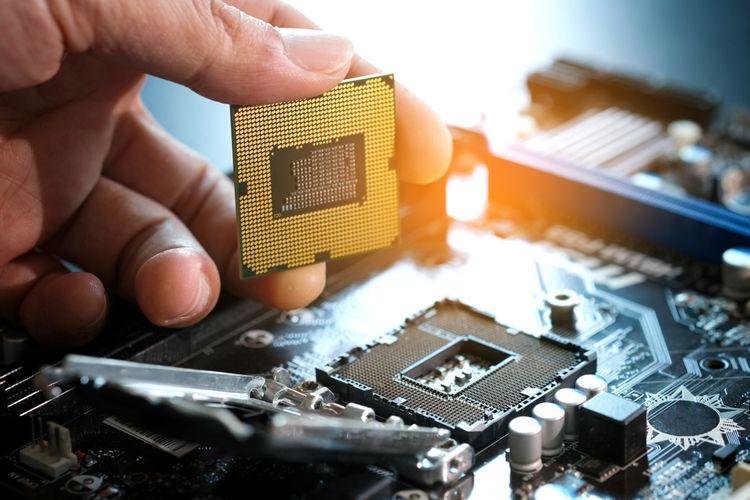 Výměna procesoru v počítači