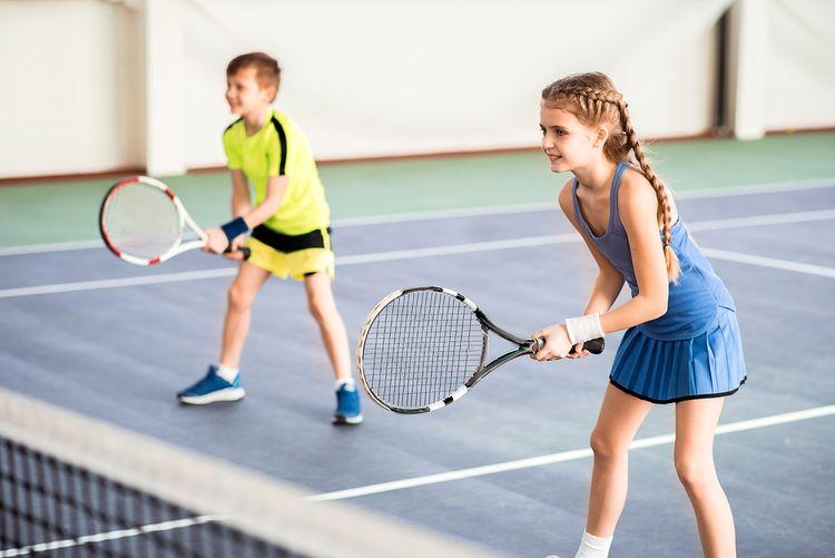 Jak vybrat tenisovou raketu pro děti?