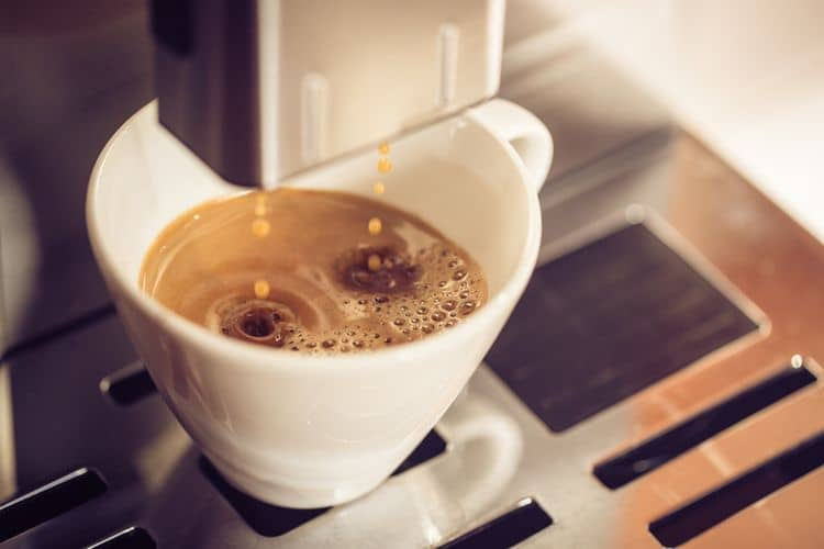 Jak vyčistit automatický kávovar