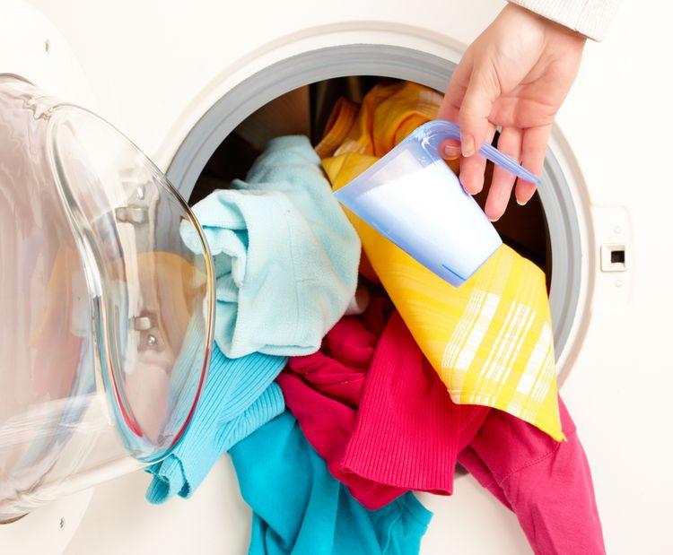 Prací prášek na prádlo