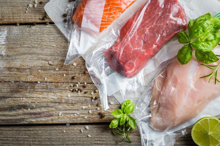 Sous-vide vaření– ryby