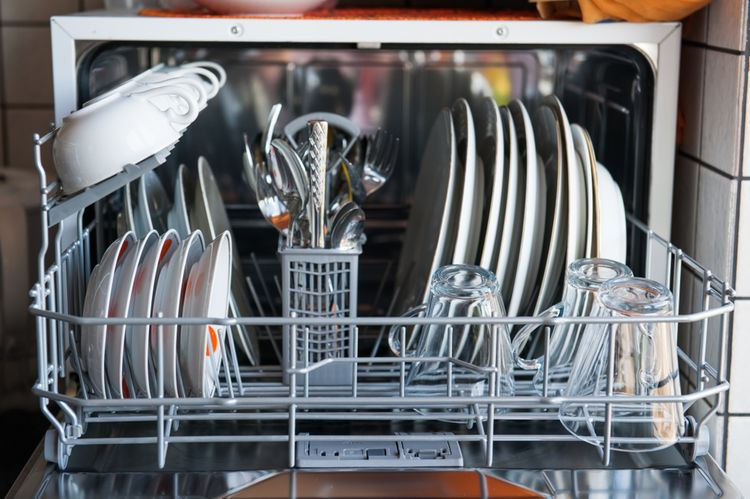 Malá myčka nádobí – spotřeba