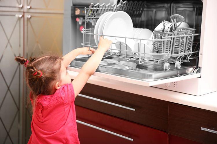 Stolní myčka nádobí s malou kapacitou