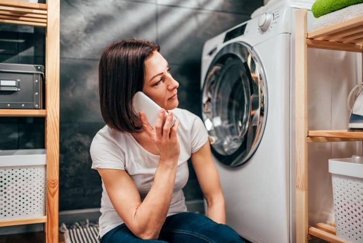 Sušička nesuší. Nejčastější poruchy sušiček prádla Beko, Bosch, LG, Gorenje či AEG