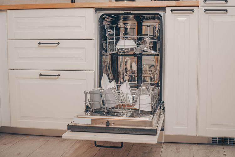 Jak vybrat úzkou myčku nádobí