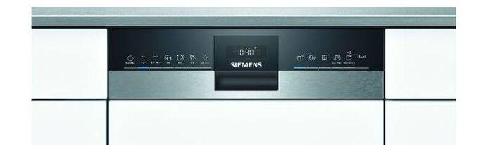 Siemens SR55ZS11ME ovládání