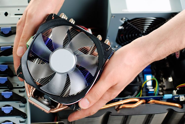 Jak vybrat chladič na procesor