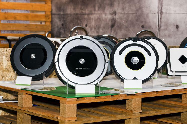 Cena robotických vysavačů s mopem