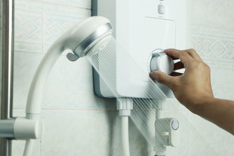 Malý elektrický ohřívač vody