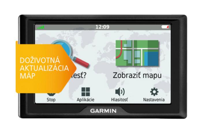 Navigace Garmin