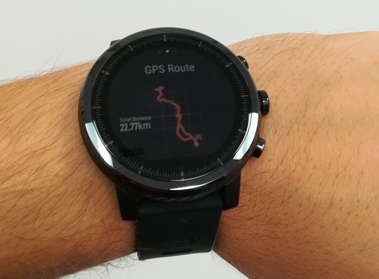 Sportovní hodinky Xiaomi Amazfit 2 Stratos
