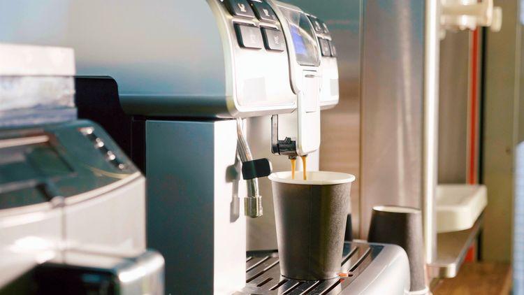 Automatický espresso kávovar