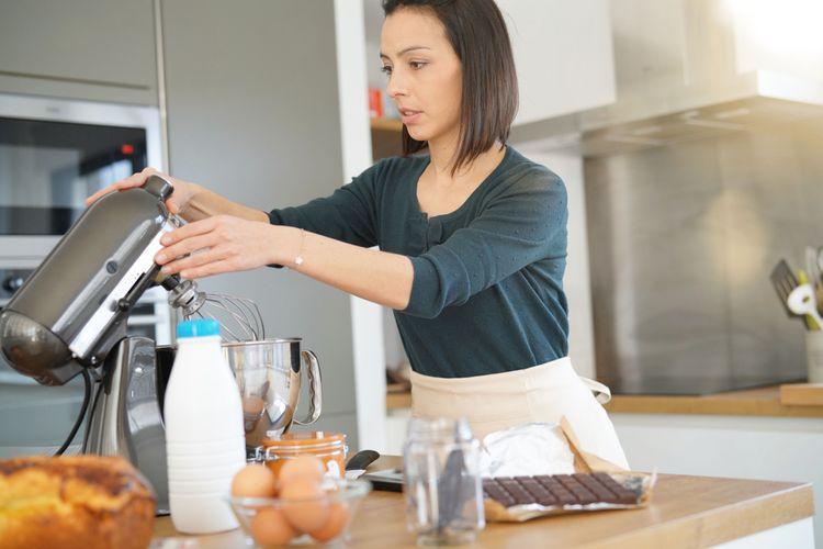 Použití kuchyňského robota