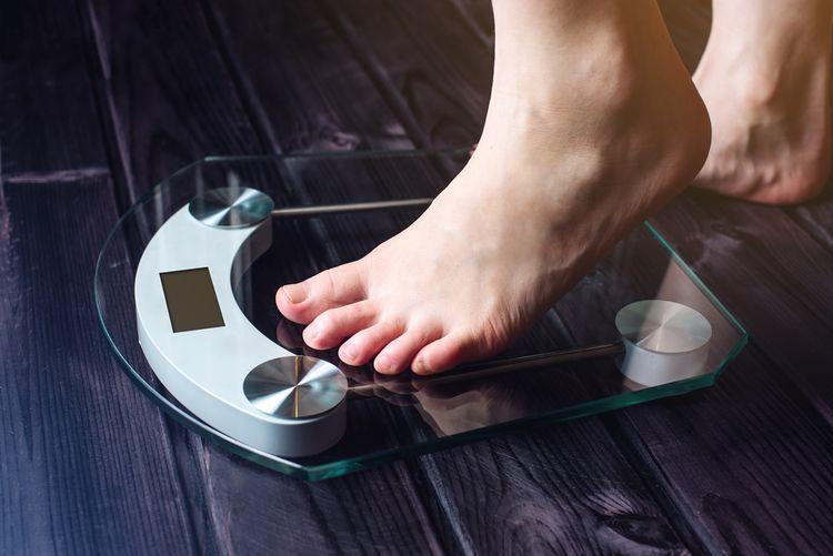 Diagnostická osobní váha