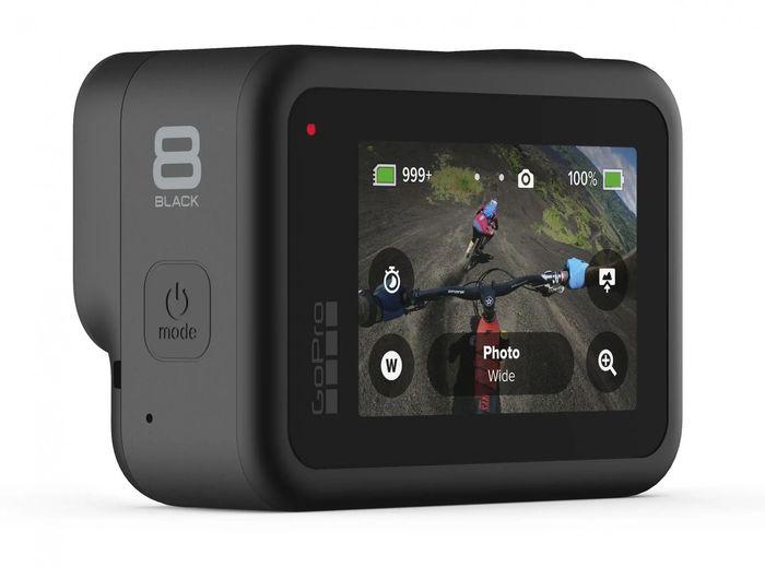 Akční kamera GoPro HERO8 Black recenze
