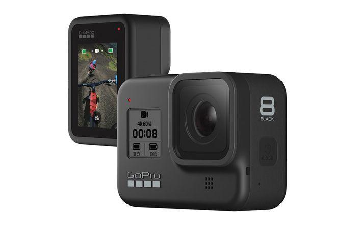 Outdoorová kamera GoPro HERO8 Black