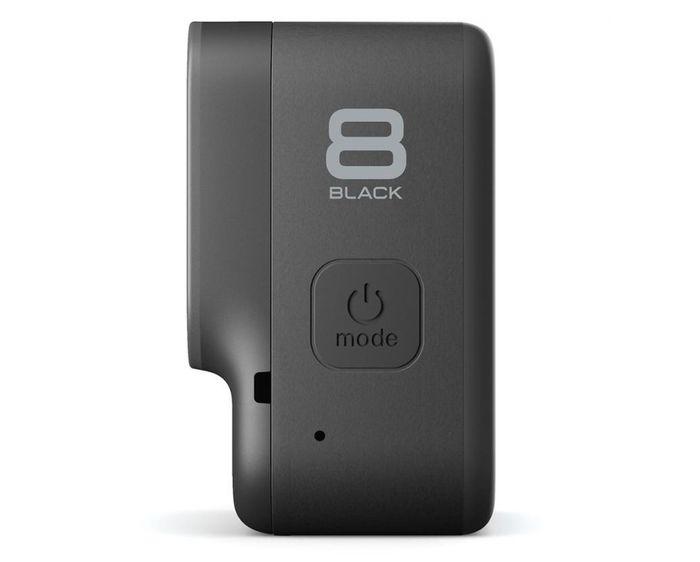 GoPro HERO8 Black zapínání