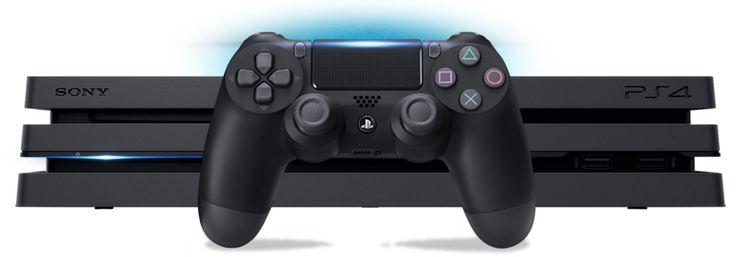 Hrací konzole Sony Playstation 4