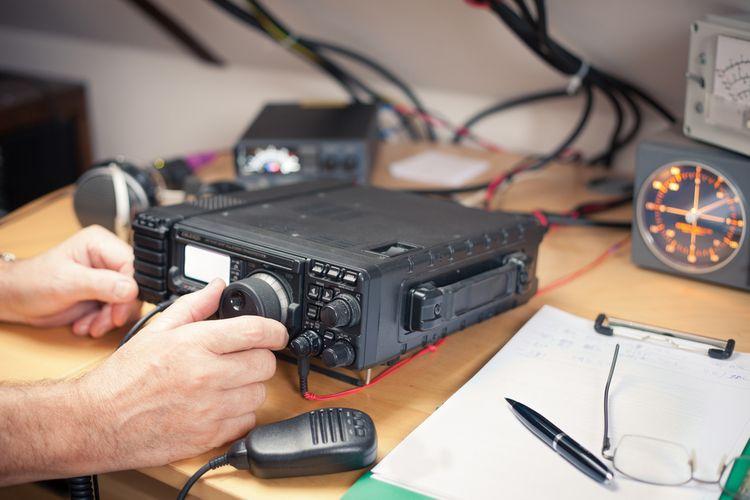 Vysílačka na dálku