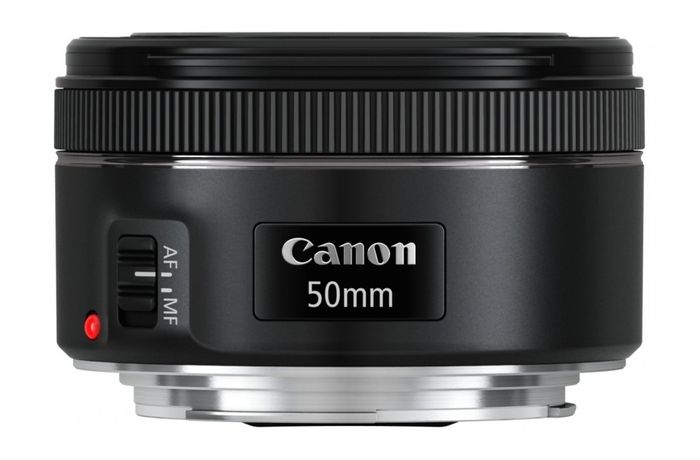 Canon EF 50mm f/1.8 STM recenze