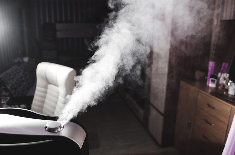 Výkonní zvlhčovač vzduchu