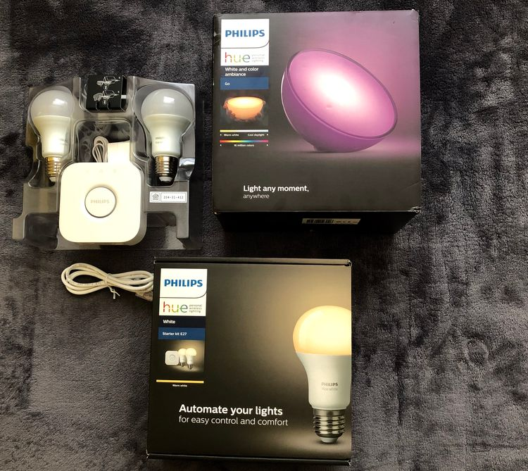 Philips Hue Go - recenze náladové lampy