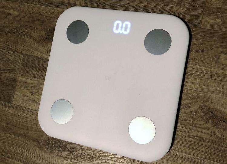 Osobní váha Xiaomi Mi Smart Scale 2