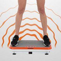 Vibrační plošina Gymbit Vibro Shaper - recenze