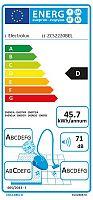 Vysavač podlahový Electrolux ZCS 2220 BEL