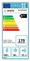 Kombinace chladničky s mrazničkou Bosch KGN 39XW41
