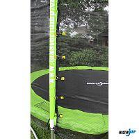 MasterJump 305 cm + ochranná síť recenze a zkušenosti